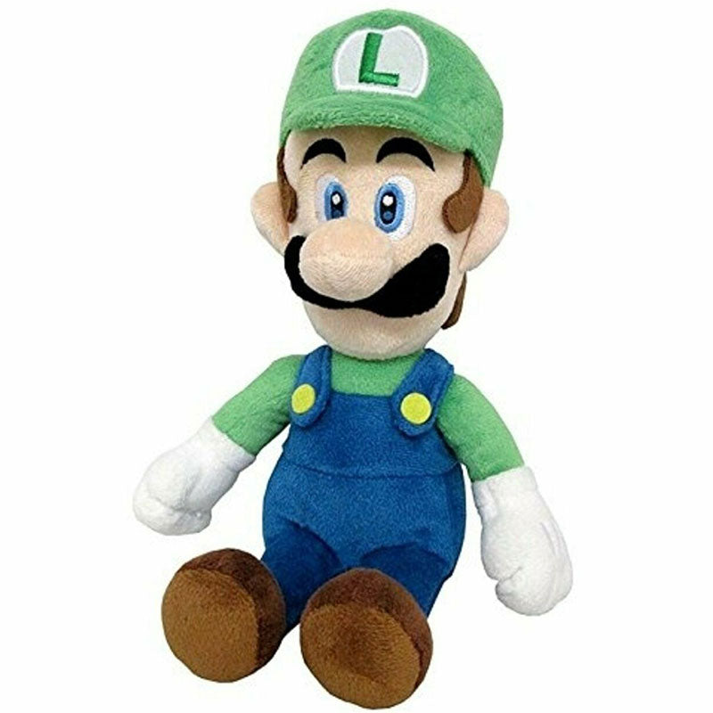 Luigi All Star Plush