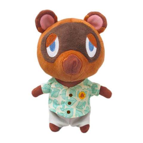 "New Horizons Tom Nook 8"" Plush"