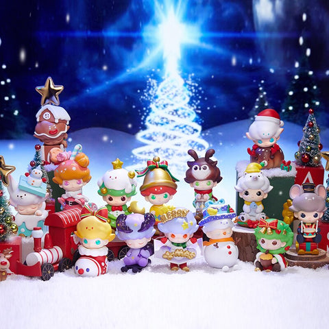 Dimoo World Christmas Blind Box