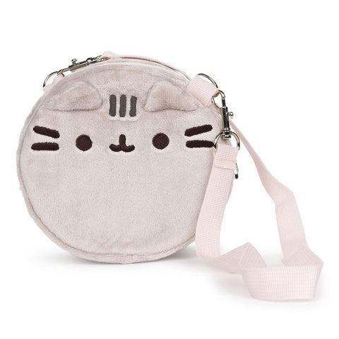 Pusheen Plush Crossbody Purse