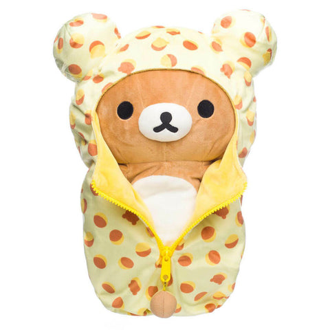 Rilakkuma Pattern Sleeping Bag Plush