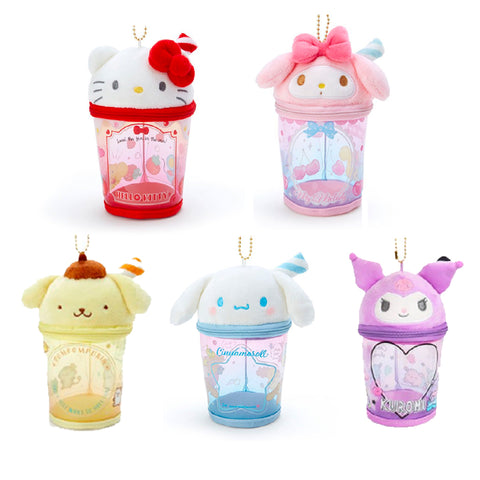 Sanrio Characters Summer Cup Pouch