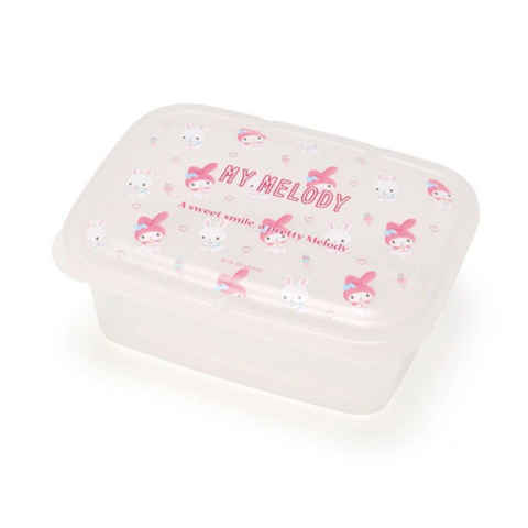 My Melody 2 Piece Lunch Case Set