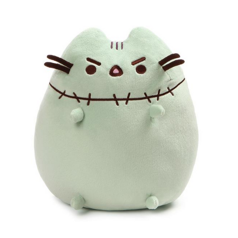 Pusheen Zombie Plush