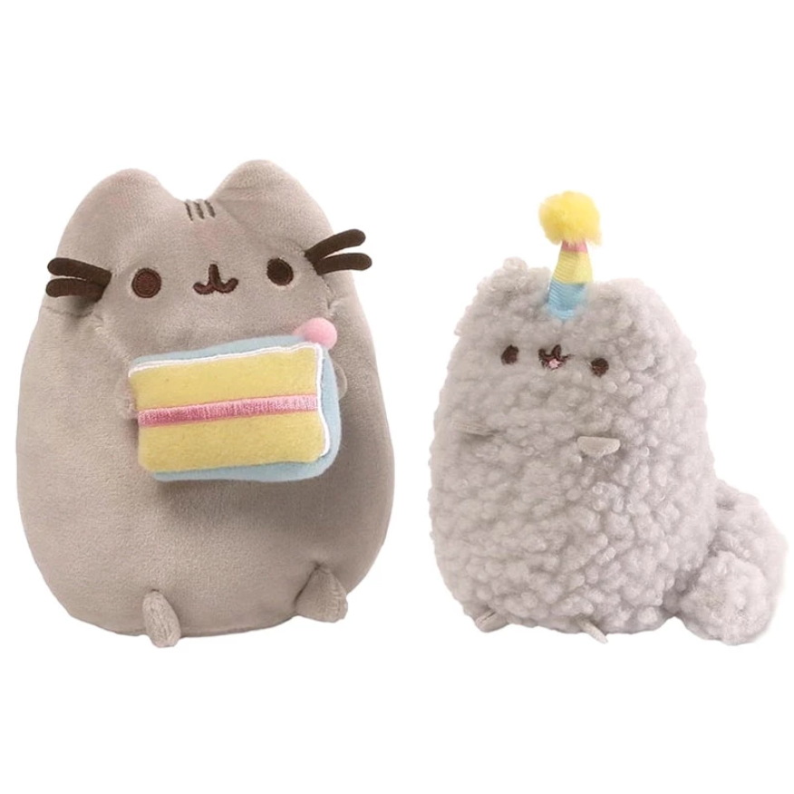 Pusheen Birthday Plush Set