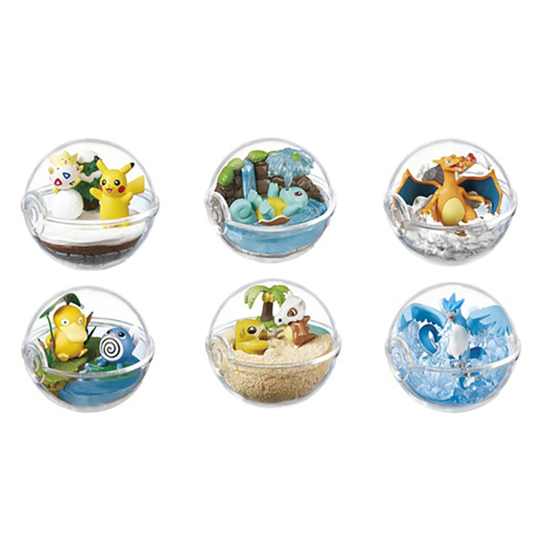 Pokemon Terrarium Re-Ment Series 2 Blindbox