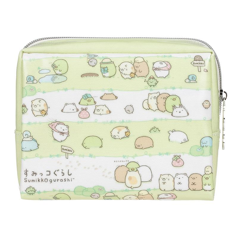 Sumikko Gurashi Adventure Zipper Pouch