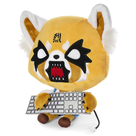 Aggretsuko Sound Plush 9 Inch