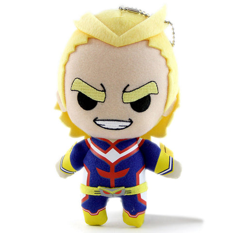 "All Might 6"" Plush Dangler"