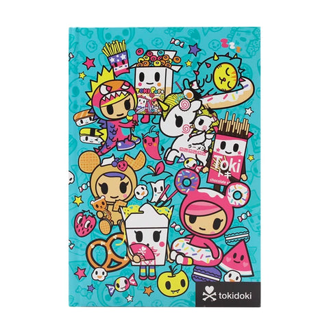 tokidoki All You Can Eat Notebook