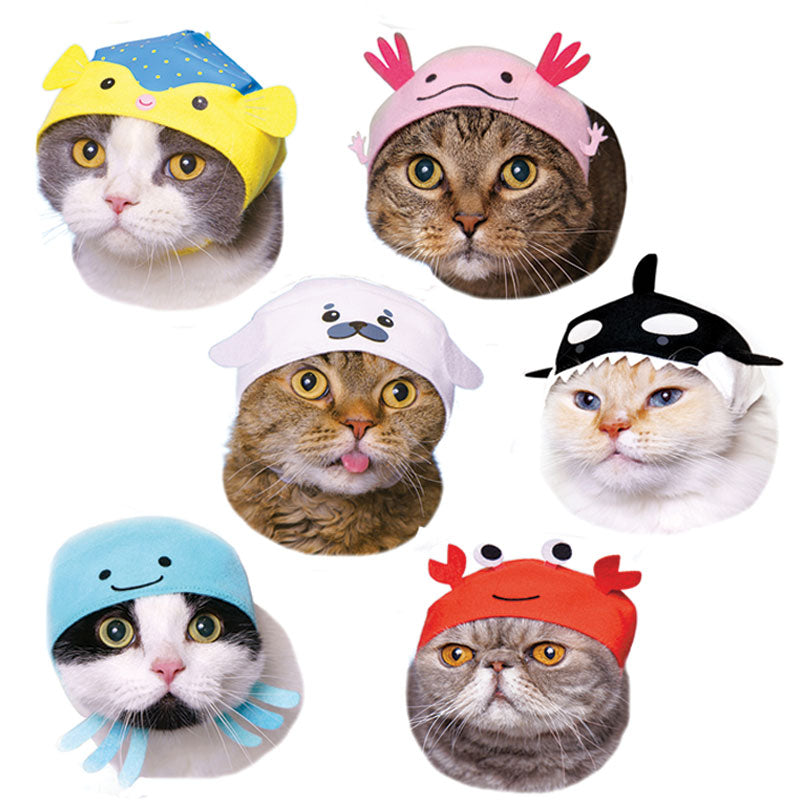 Aquarium Vol. 2 Cat Cap Blind Box