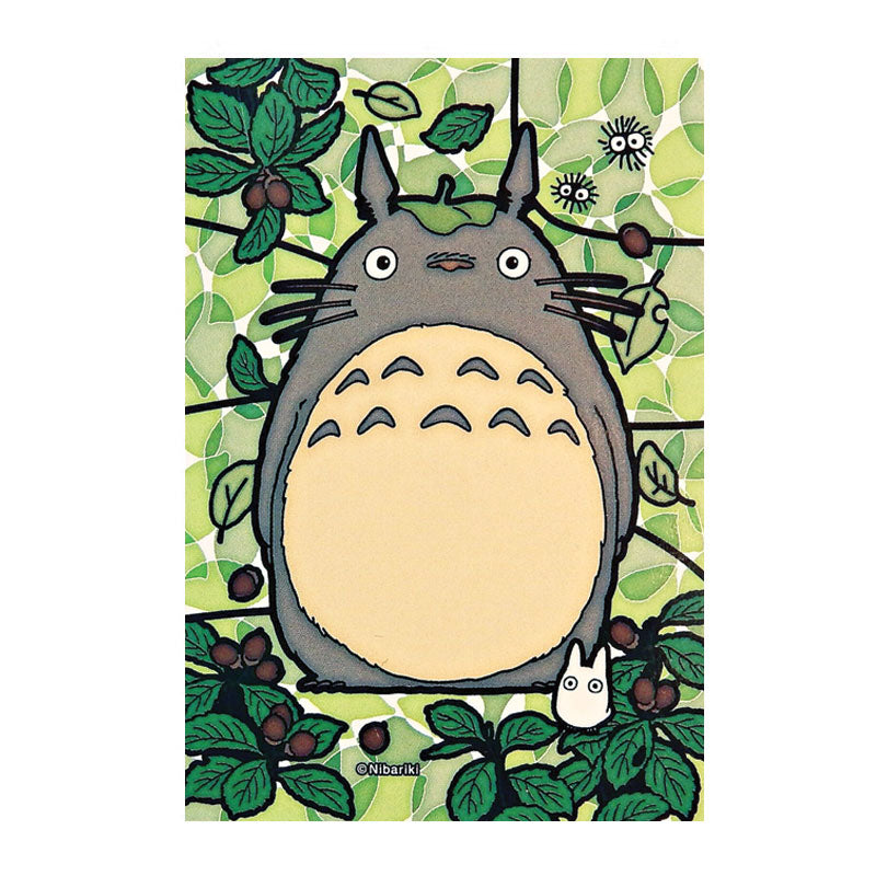 Totoro in the Forest Mini Art Crystal Jigsaw Puzzle