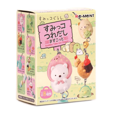 Sumikko Gurashi Take Out Mascot Blind Box