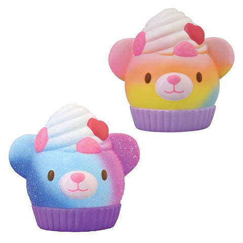 Magic Bear Bakery Cupcake Squishy