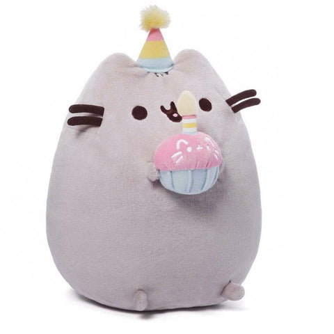 Pusheen Birthday Plush