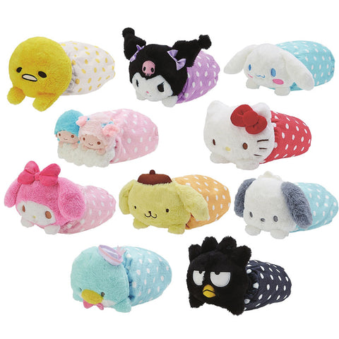 Sanrio Polka Dot Blanket Plush