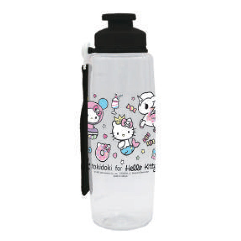 tokidoki for Hello Kitty Lilac Sweets Water Bottle
