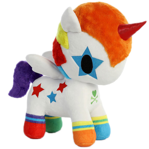 Bowie Unicorno Medium Plush