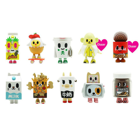 Moofia Breakfast Besties Series 2 Blind Box