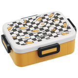 Gudetama Checkered Latch Bento
