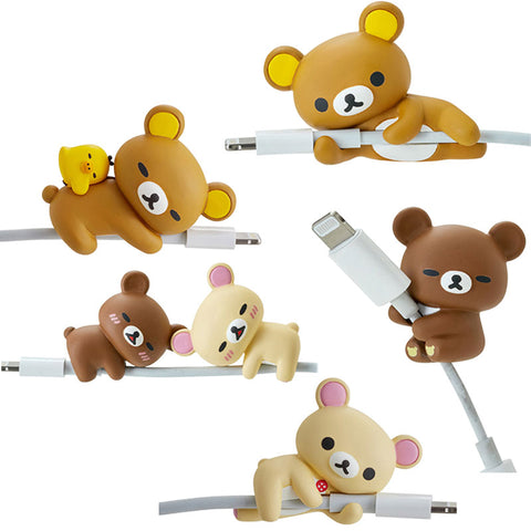 Rilakkuma on the Cable Blind Box
