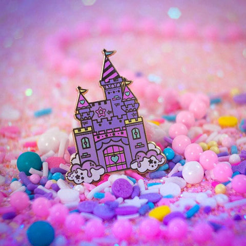 Castle Confection Pin
