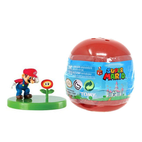 Super Mario Buildable Figure Capsule