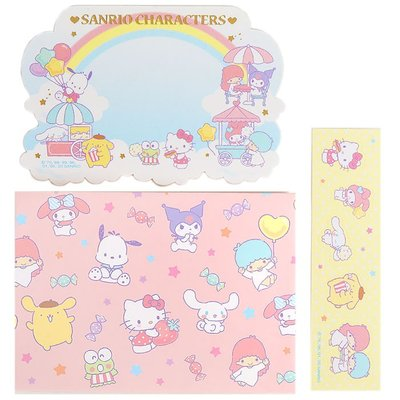 Sanrio Message Cards