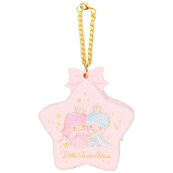 Little Twin Stars Royal Silicone Pouch with Chain