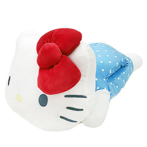 Hello Kitty Resting Hand Warmer Cushion