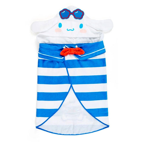 Cinnamoroll Summer Sea Hooded Towel