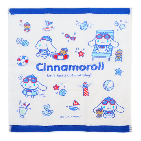 Cinnamoroll Summer Sea Wash Towel