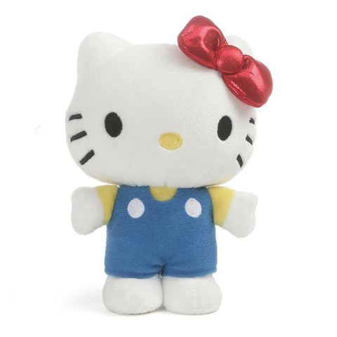"Hello Kitty Classic 6"" Plush"