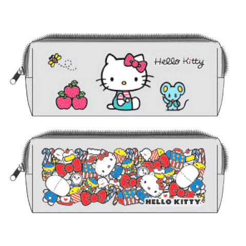 Hello Kitty Clear Pencil Pouch