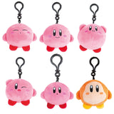 Kirby Clip On Plush
