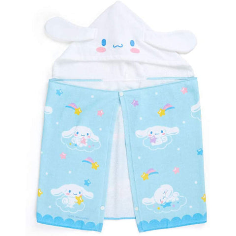 Cinnamoroll Stars Hooded Towel