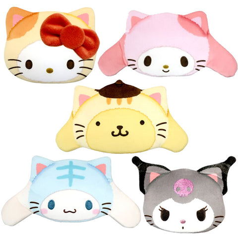 Sanrio Happy Cat Die Cut Pouch