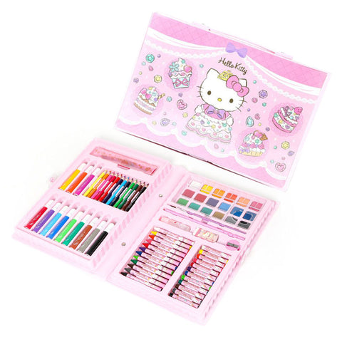 Hello Kitty Sweets Coloring Kit