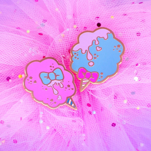Cotton Candy Set Pin