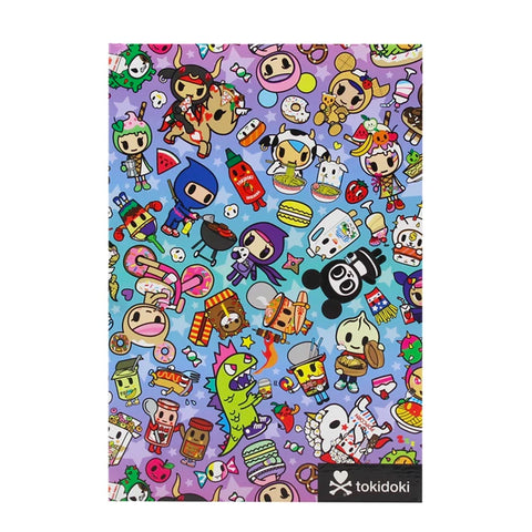 tokidoki Cravings Notebook