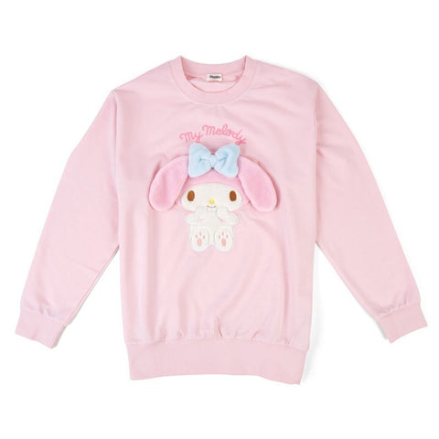 My Melody Plush Mascot Sweatshirt