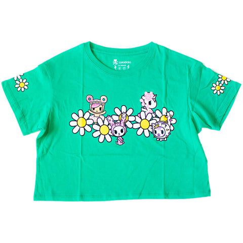 Daisy Chain Crop Top