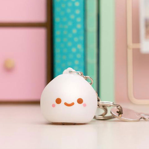 Little B Dumpling Light Up Keychain