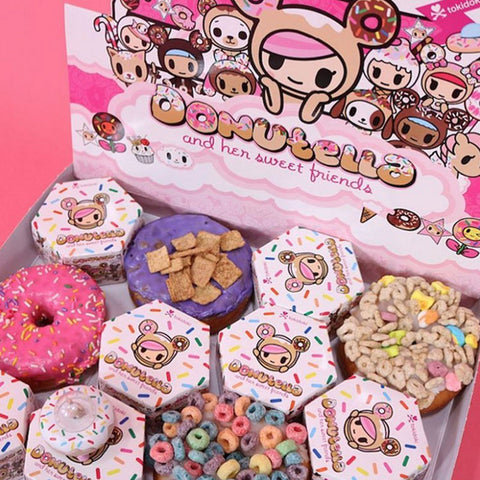tokidoki Donutella and Friends Blind Box