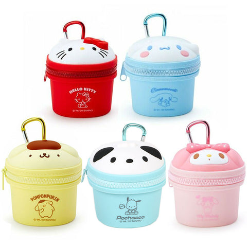 Sanrio Dust Box Keychain