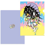 Peropero Sparkles Big Eyes File Folder