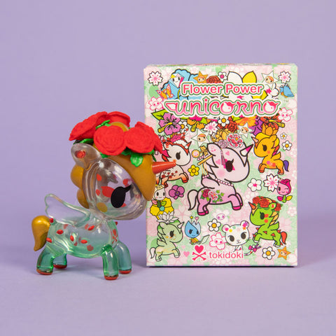 Unicorno Flower Power Blind Box