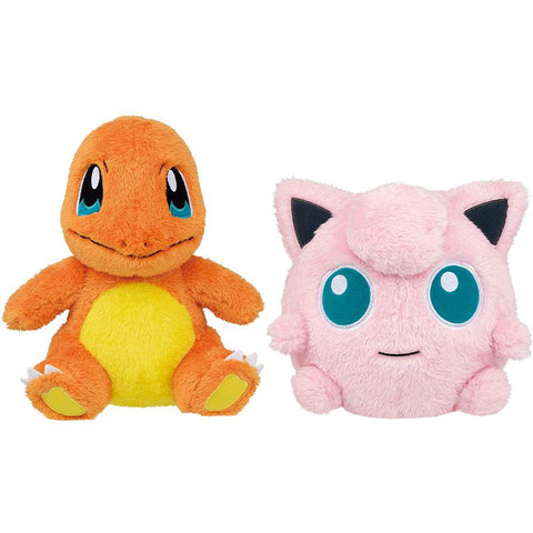 "Fluffy Pokemon 9.8"" Plush"
