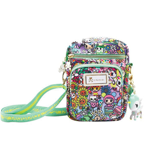 tokidoki Flower Power Shoulder Bag