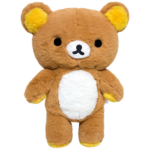 Rilakkuma Fuzzy Medium Plush USA
